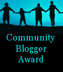 CommunityBloggerAward