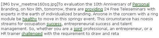 Personal Branding Summit