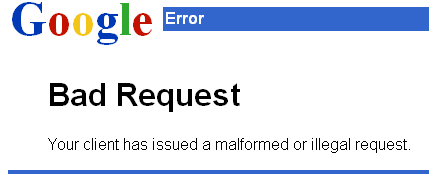 OpenID authentication Error